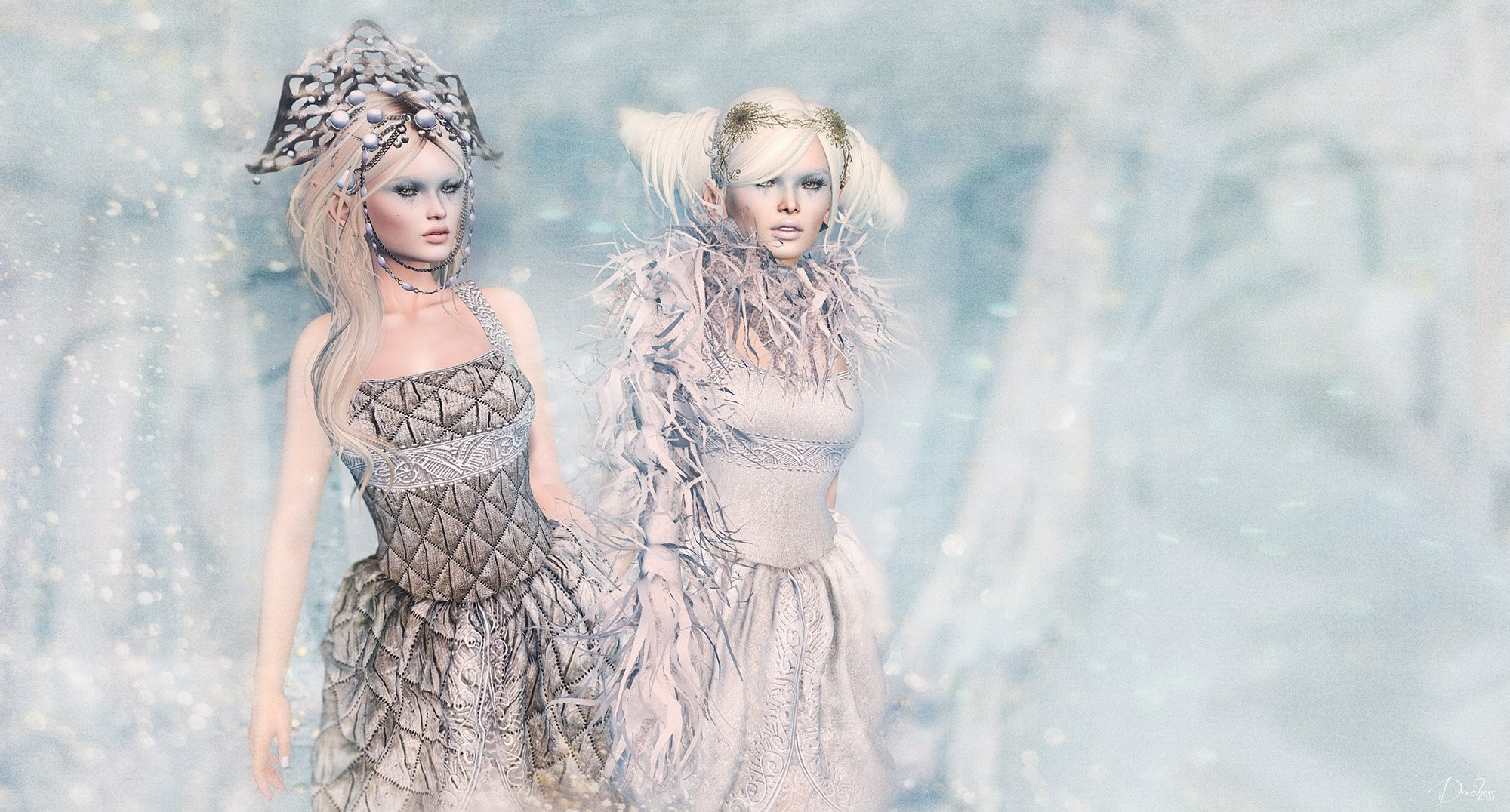 frost-maidens