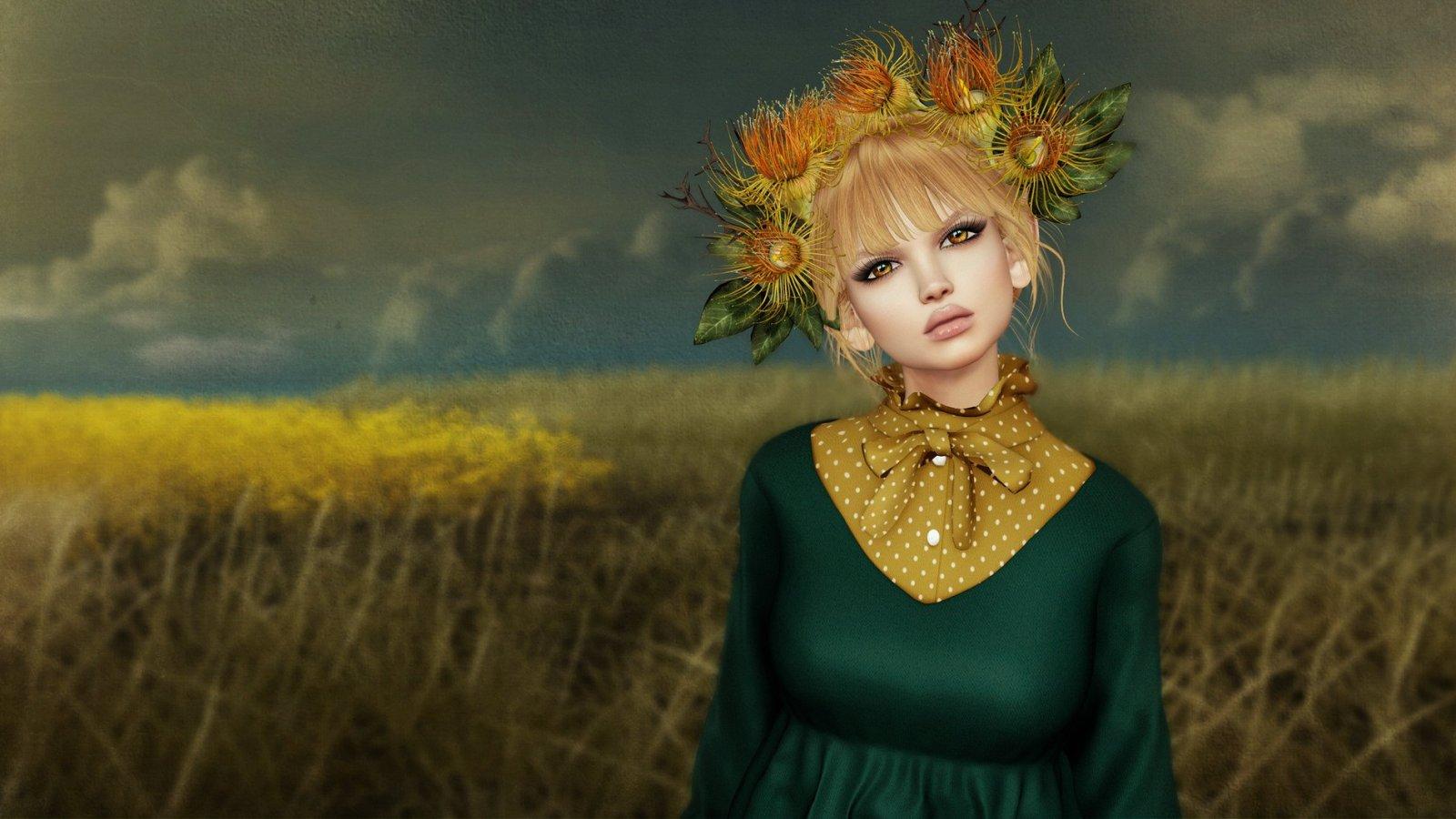 Yellow Thorns