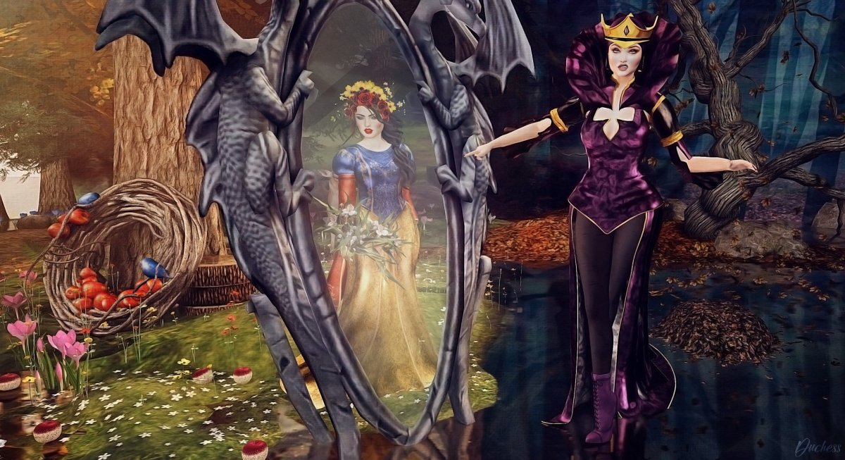 Magic Mirror on the wall, who is the fairest one of all?