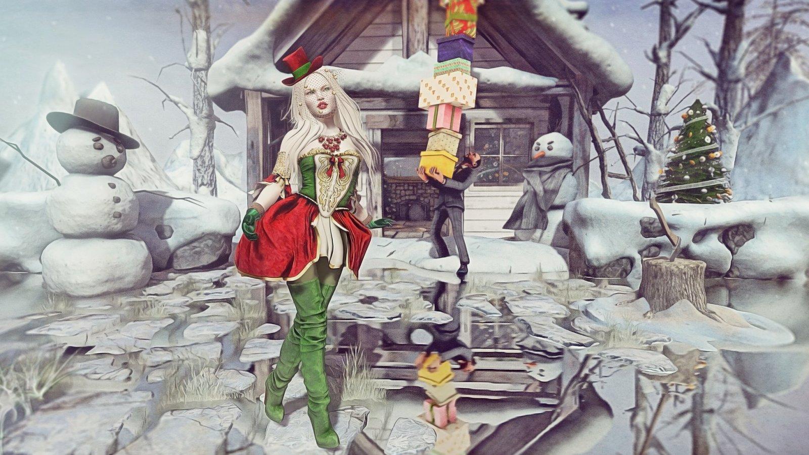 La Comtesse Christmas