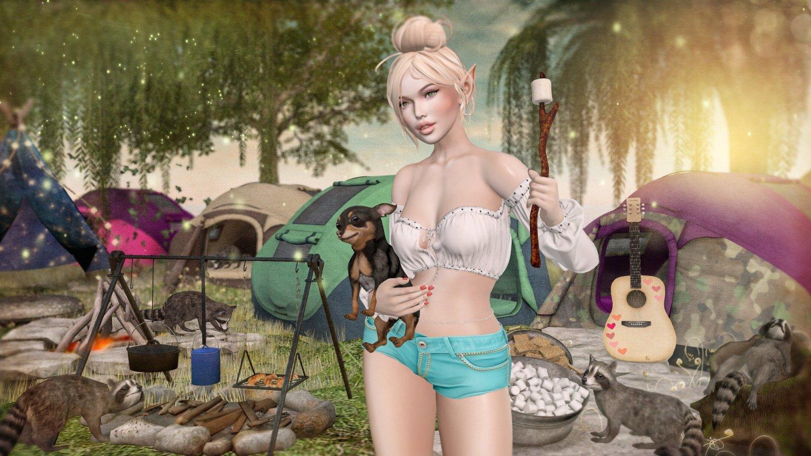 Mad Camping Skills
