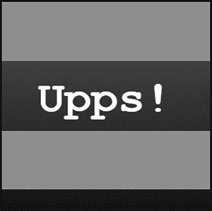 Upps!