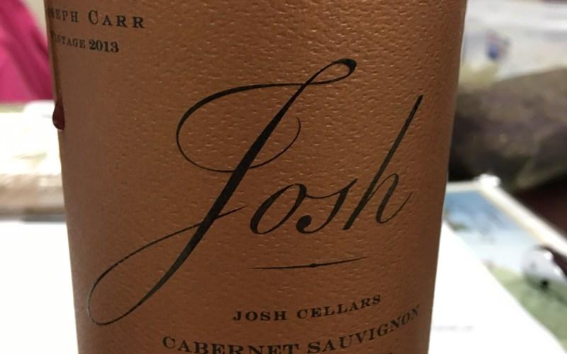 Josh Cellars Paso Robles Cabernet
