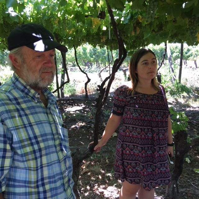 winemaker interview with Manuela Astaburuaga