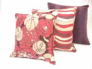Beautiful Textiles for Designer Cushions