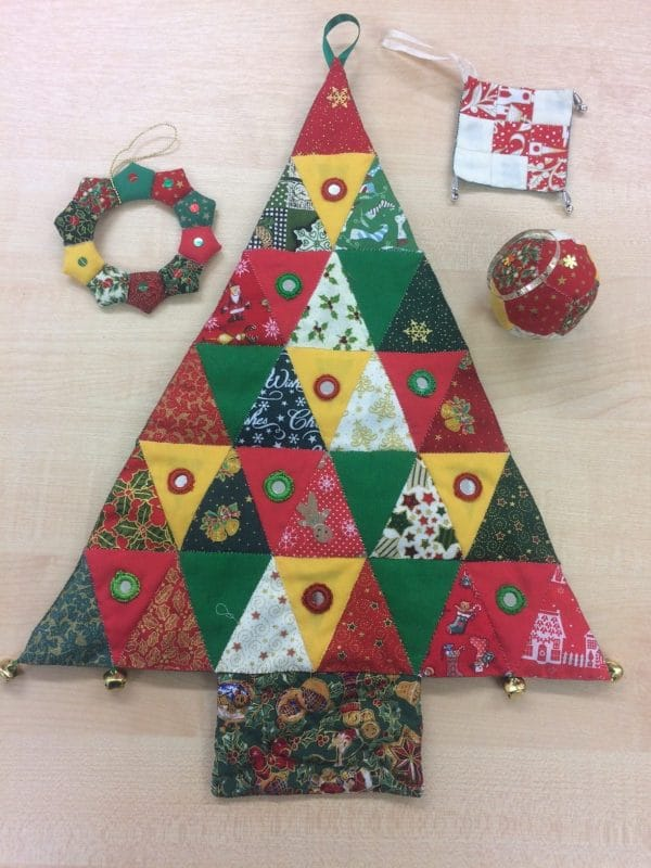 Have a Patchwork Christmas