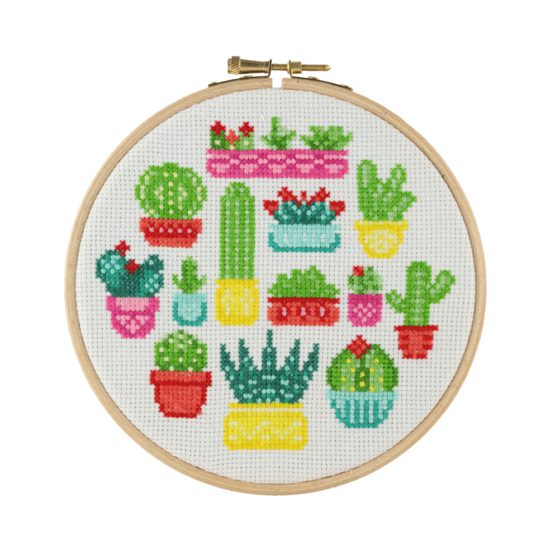Getting Started With Counted Cross Stitch