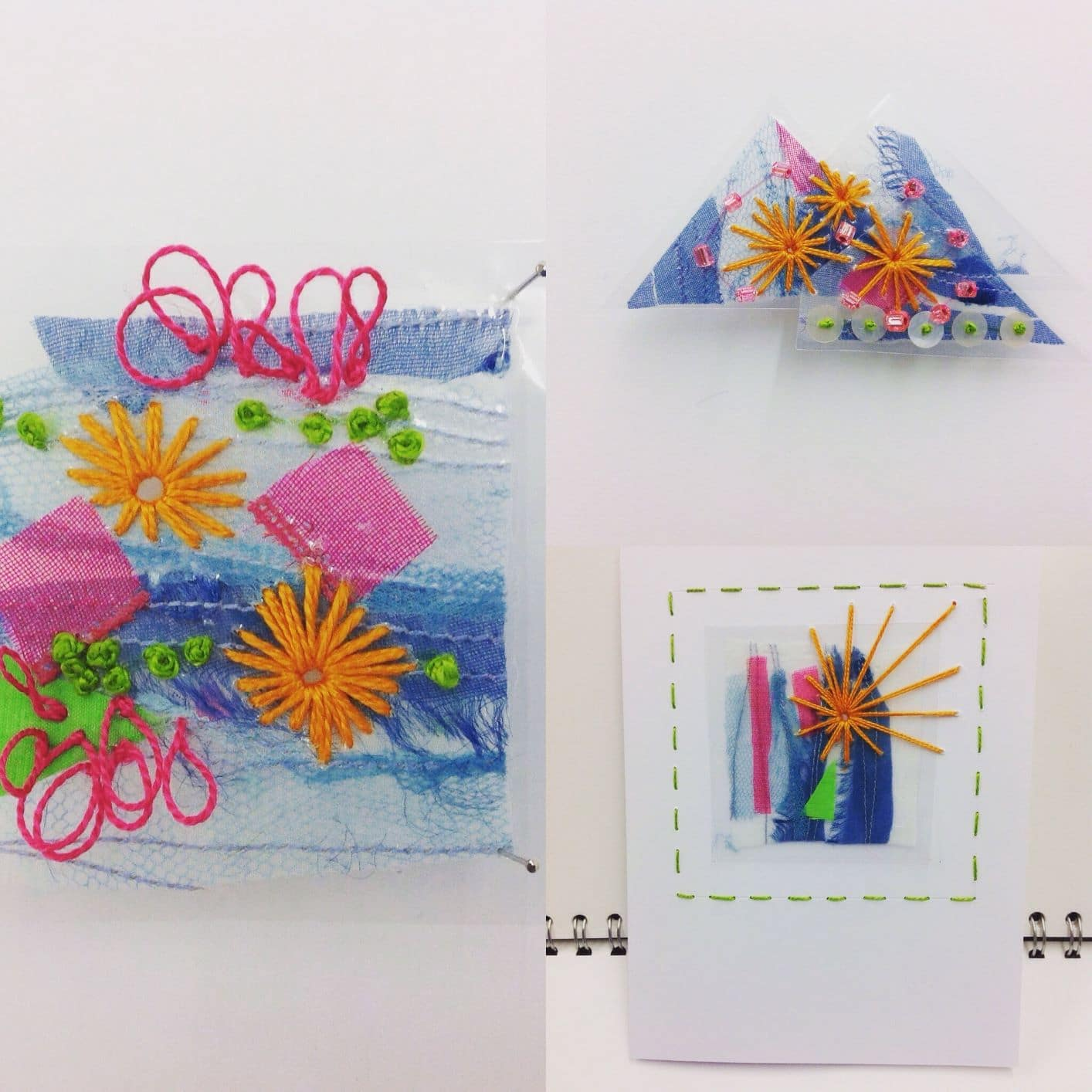 Introduction to Laminated Stitch