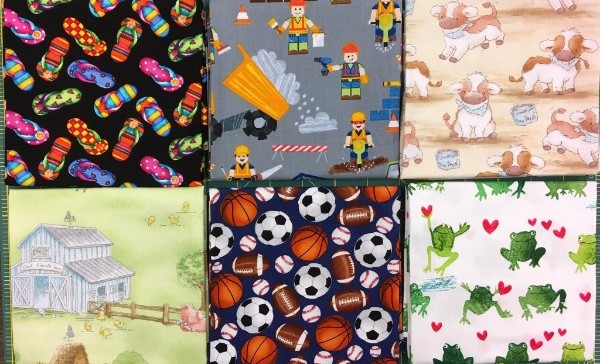 Timeless Treasures Novelty Fabrics