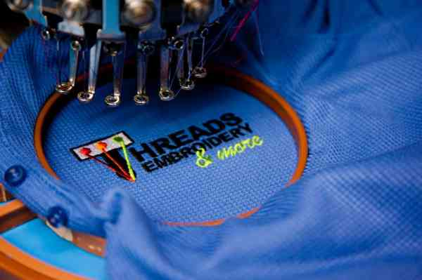 Embroidery Services Logo