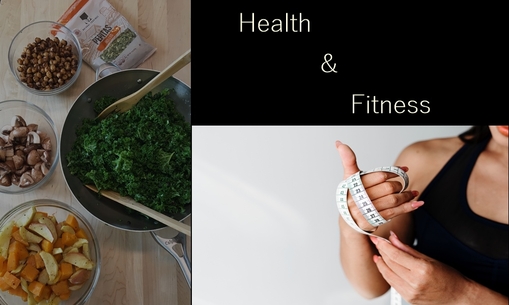 Health and Fitness niche ideas