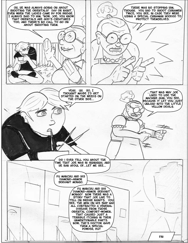 Hand of Danger epilogue page 2