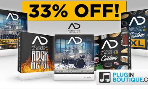 addictive drums 2 complete collection 価格