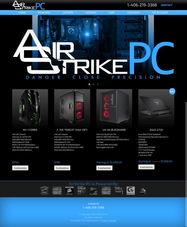 AirStrike PC