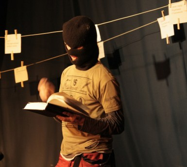 Ru Litherland shares a little bit of guerrilla poetry about the Zapatistas