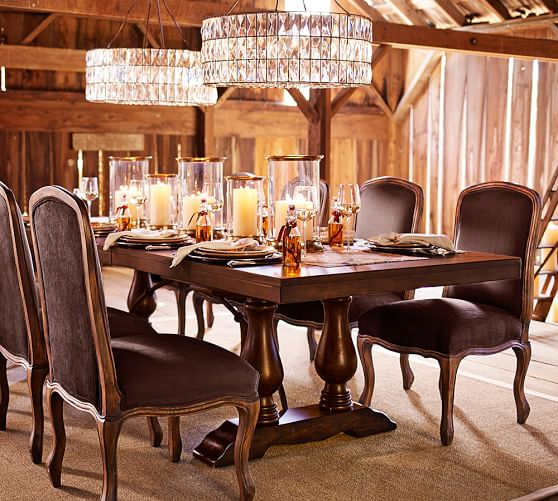 style thanksgiving table