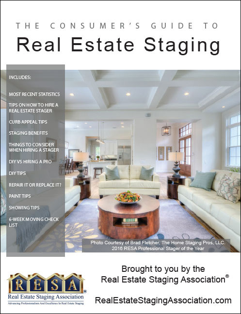 free consumers guide to real estate staging