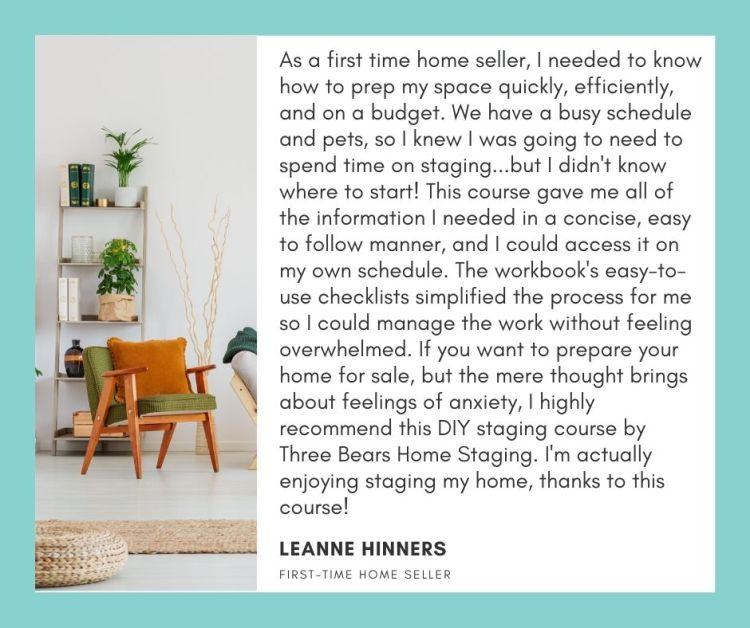 online home staging course
