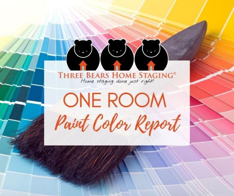 one room paint color report