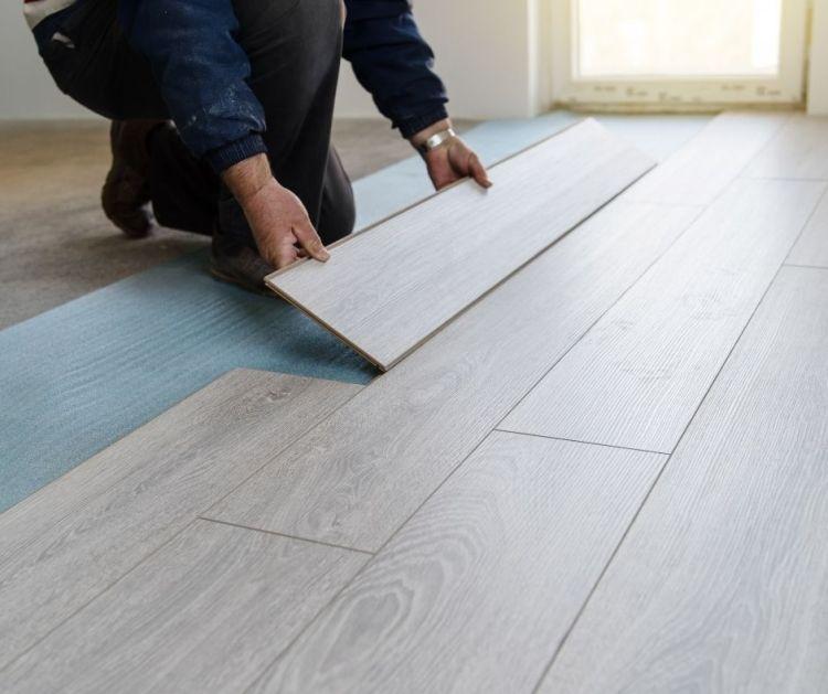 types of flooring laminate
