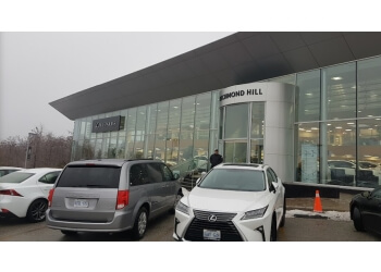 3 Best Car Dealerships In Richmond Hill, On Threebestrated