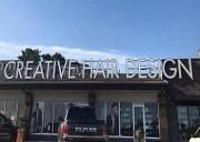 creative hair design salon