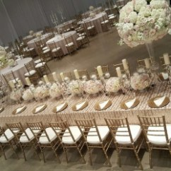 Chair Cover Rentals Birmingham Al Maple Kitchen Chairs 3 Best Rental Companies In Threebestrated Kels Llc