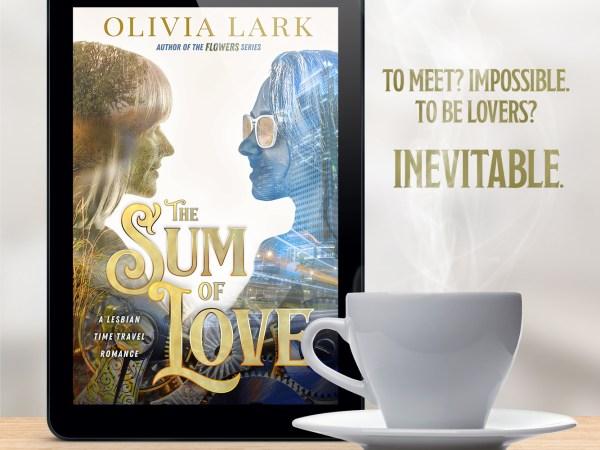 Olivia Lark Book Release!
