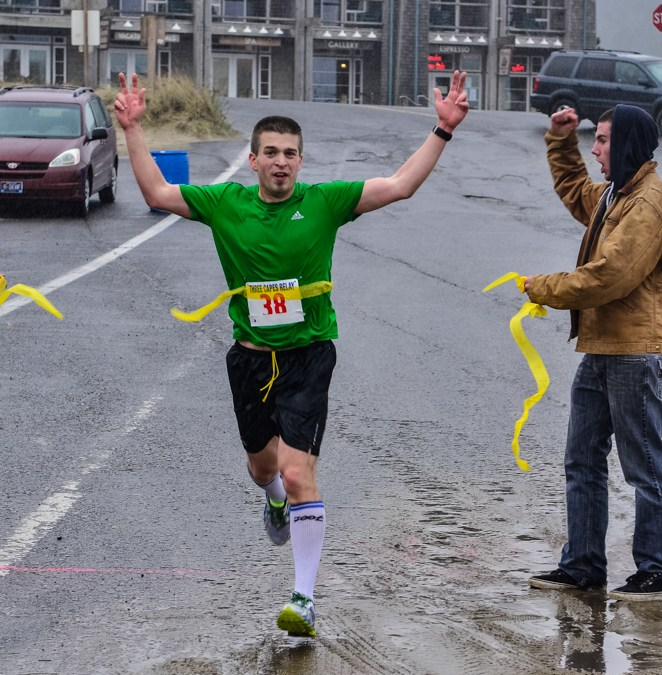 Three Capes Marathon Relay Photos (Sampling)