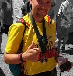 Three Capes Marathon Relay serves as 250th marathon for Steve Walters of Beaverton.