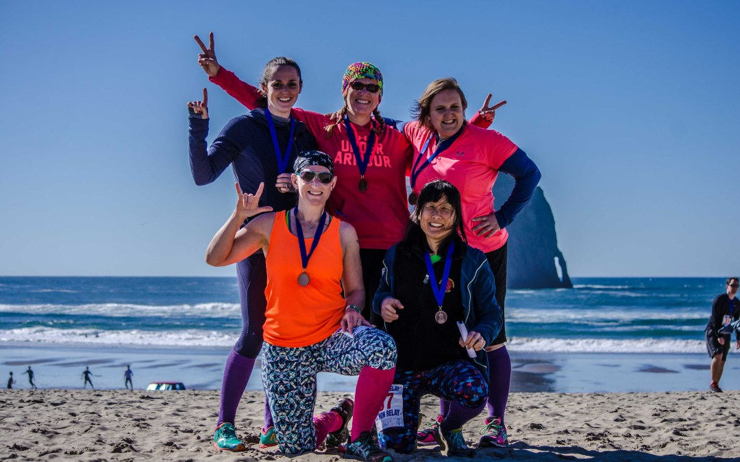 2015 Three Capes Marathon Relay Results — 5 person teams.