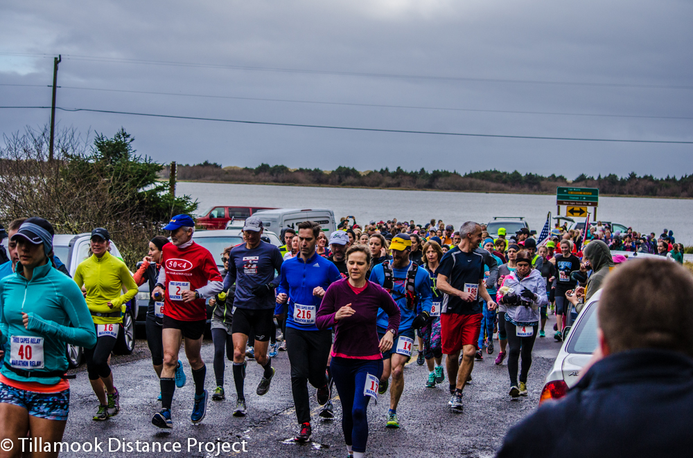2016 Three Capes Marathon Results Here