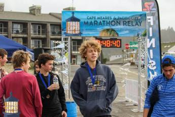 marathon relays in Oregon