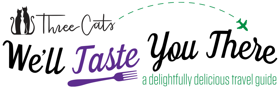 We'll Taste You There logo