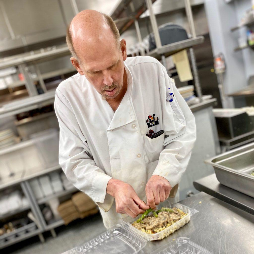 Chef Matt Prentice