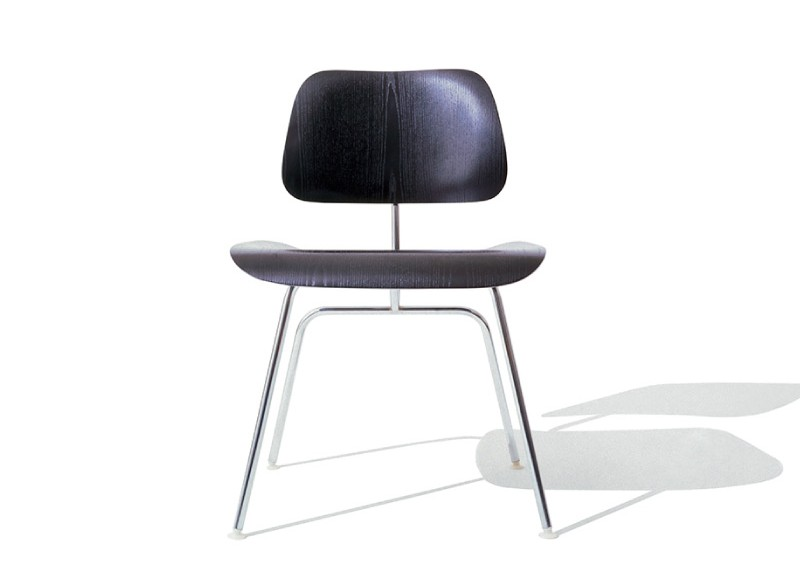 eames molded side chair design covers to go plywood dining metal base three chairs
