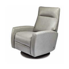 American Leather Chairs And Recliners Staples Ergonomic Kneeling Chair Comfort Recliner Eva Three Co Swivel Base At