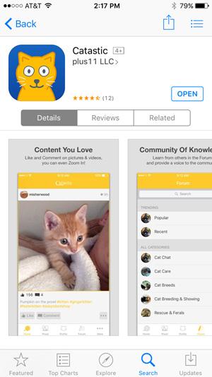Castastic App