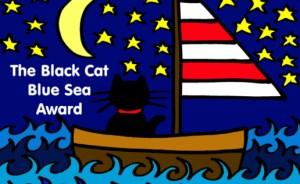 black cat blue sea award