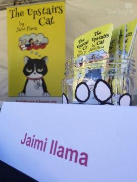 The Upstairs Cat, by Jaimi Ilama