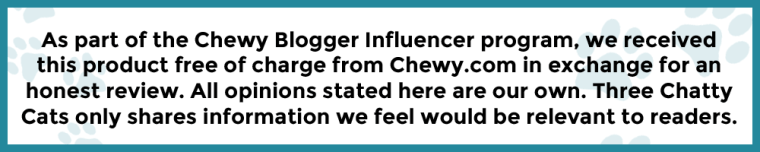 Chewy Influencer Disclaimer