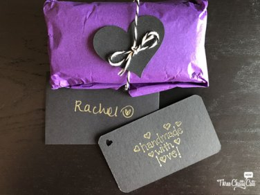 package from Oh Tiny Heart