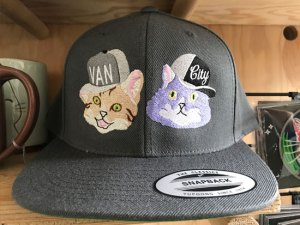 Van City hat at Catfe
