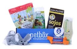 PetBox Dog Subscriptions