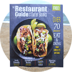 Three Dog Ink publications Restaurant Guide 2017