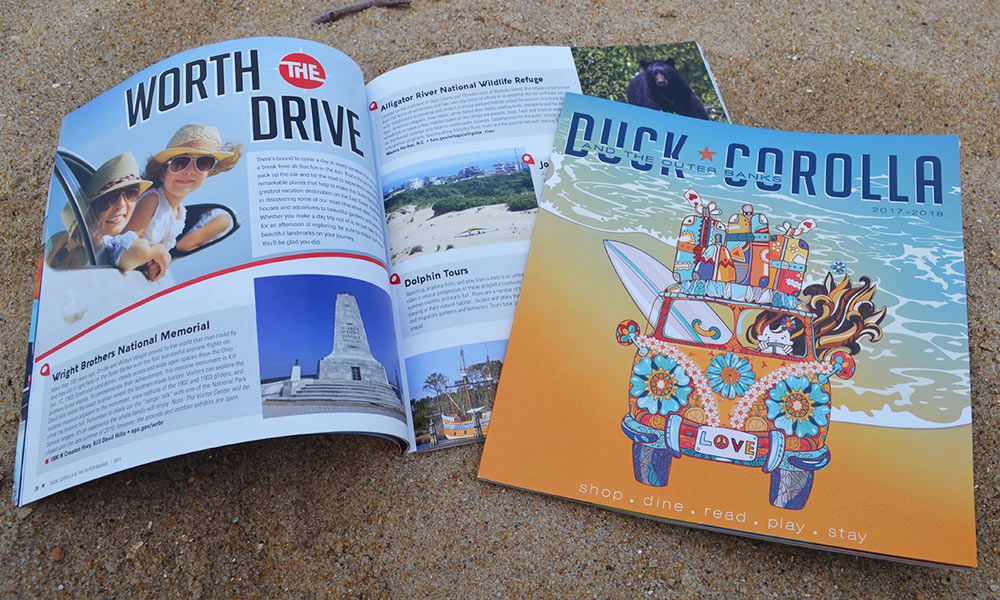 Worth the Drive Duck Corolla OBX Guide