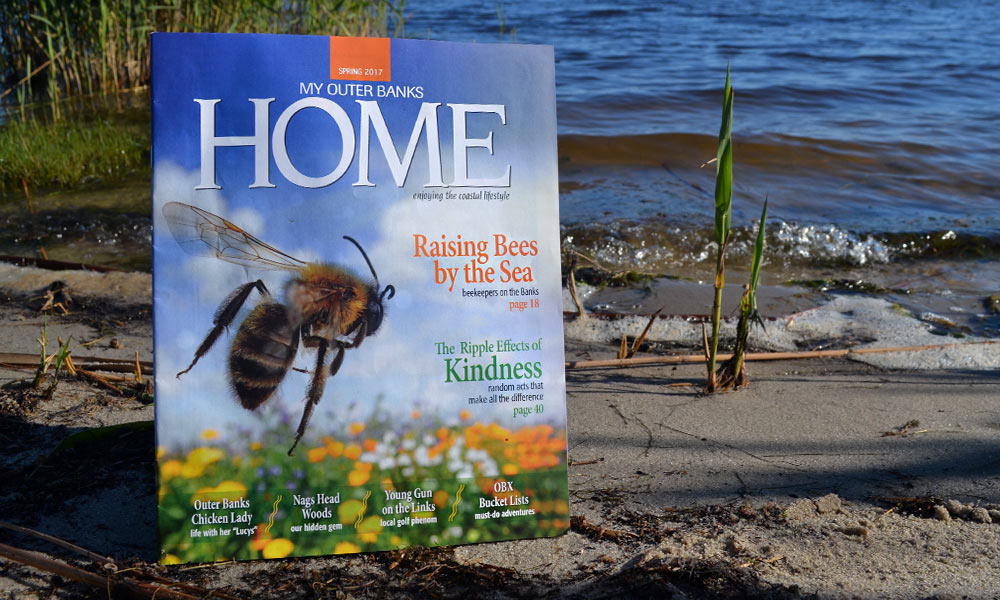 My Outer Banks Home Spring Cover