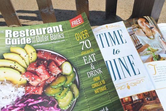 Outer Banks Restaurant Guide