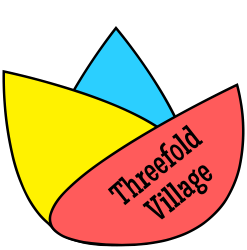 Threefold-Village-Flower Icon