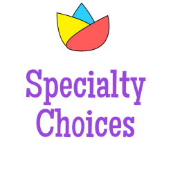 Waldorf Inspired Specialty Choices